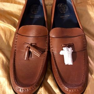 Cole Haan Brown Dress Shoes Size 10